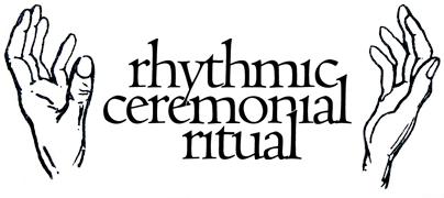 rhythmic ceremonial ritual_logo